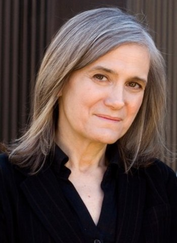 Amy Goodman, host, executive producer and author of Democracy Now!, will be in Toronto on May 19, in a conversation with David Walmsley, editor-in-chief of The Globe and Mail. (CNW Group/Canadian Journalism Foundation)