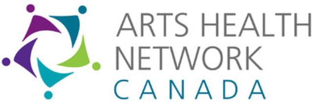 Arts Health Network Canada Logo (CNW Group/Arts Health Network Canada)