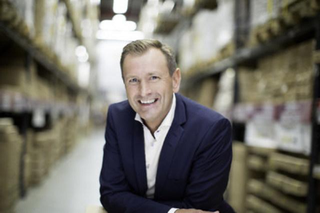 Stefan Sjöstrand, president of IKEA Canada (CNW Group/IABC/Toronto)