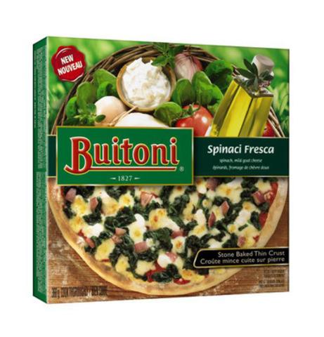BUITONI Spinaci Fresca (Groupe CNW/Nestle Canada Inc.)