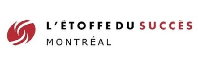 Logo : L'étoffe du succès Montréal (Groupe CNW/L'étoffe du succès Montréal)