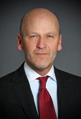 L'Honorable Michael M. Fortier, président du conseil d'administration de la Fondation CHU Sainte-Justine. (Groupe CNW/FONDATION CHU SAINTE-JUSTINE)