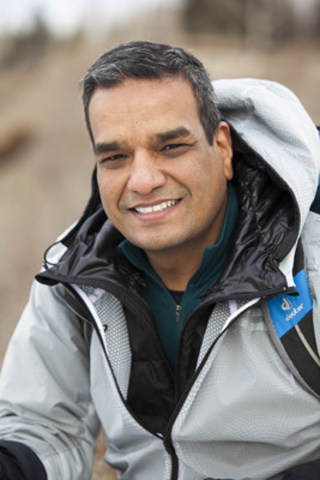 Girish Agrawal is climbing Mt. Kilimanjaro for Indian sanitation (CNW Group/Agrawal Associates Private Wealth Management)