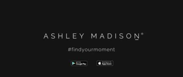 Online dating leader Ashley Madison has dropped its signature tagline 'Life is Short. Have an Affair' in favour of 'Find Your Moment' (CNW Group/Avid Life Media)