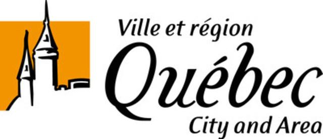 Logo : Office du tourisme de Québec (Groupe CNW/OFFICE DU TOURISME DE QUEBEC)