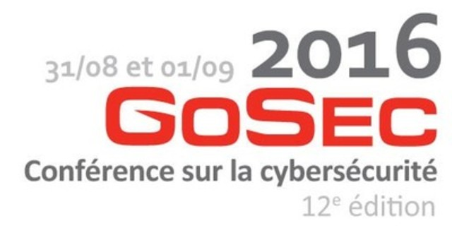 Logo : Go Secure (Groupe CNW/Go Secure)