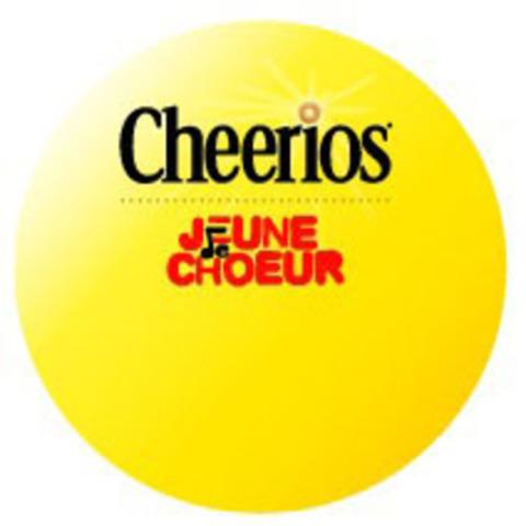 Logo de la campagne Cheerios Jeune de Choeur. (Groupe CNW/Cheerios)