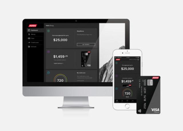 Mogo launches new MogoAccount and iOS mobile app (CNW Group/Mogo Finance Technology Inc)