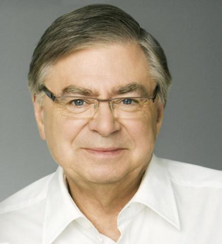 Le président fondateur de Renaud-Bray, Pierre Renaud (Groupe CNW/RENAUD-BRAY)
