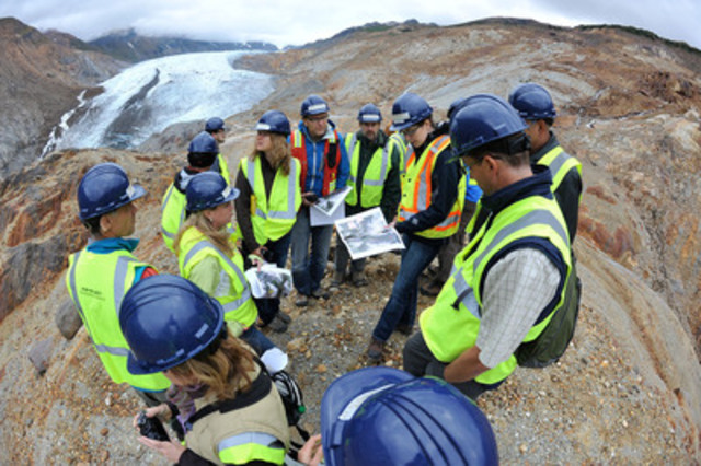 Seabridge Gold with regulators on the Mitchell Deposit at the KSM Project in northwestern British Columbia. ...