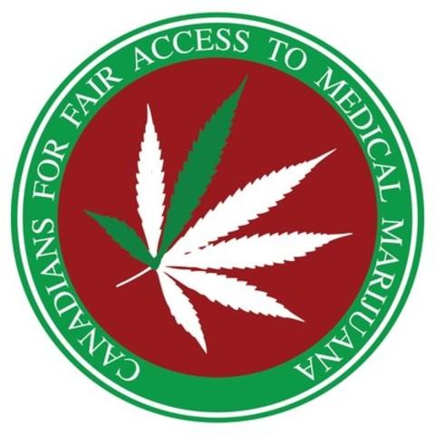 Canadians for Fair Access to Medical Marijuana (CNW Group/Canadians for Fair Access to Medical Marijuana (CFAMM))