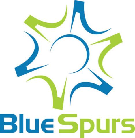 Logo (CNW Group/Blue Spurs)