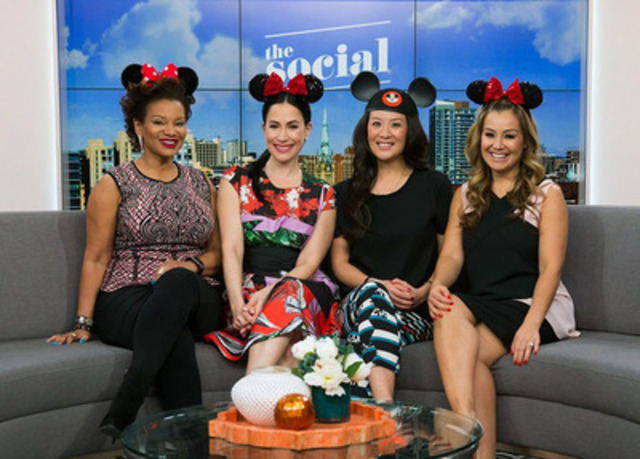 THE SOCIAL co-hosts (L-R): Traci Melchor, Cynthia Loyst, Lainey Lui, and Melissa Grelo(CNW Group/CTV)