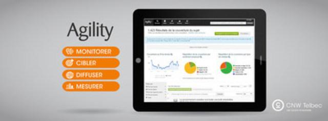 CNW lance Agility (Groupe CNW/Groupe CNW Ltée)