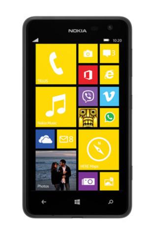 Lumia 625 de Nokia (Groupe CNW/Nokia Canada)