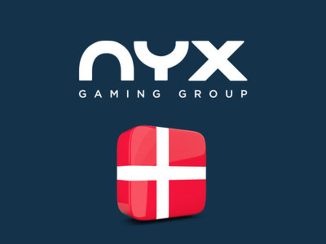 NYX Extends Reach with Dansk Underholdning in Denmark (CNW Group/NYX Gaming Group Limited)