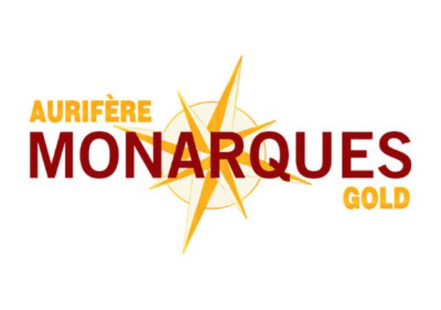Financement pour l'exploration aurifère. (Groupe CNW/Corporation Aurifère Monarques)