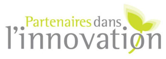 Partenaires dans l'innovation logo (Groupe CNW/Partenaires dans l'innovation)