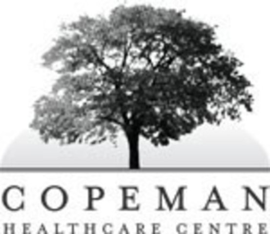 Copeman Healthcare Centre Inc. (CNW Group/Copeman Healthcare Centre Inc.)