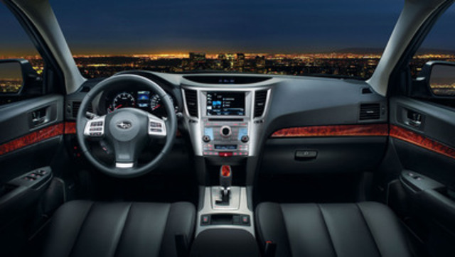 2014 Subaru Legacy: Engineered for those who appreciate the