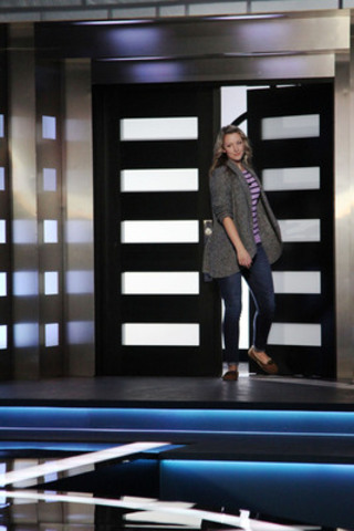 Allison White is evicted from Big Brother Canada. Photo by Kyle Richmond. (CNW Group/SLICE)