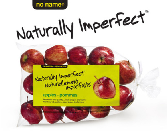 Committed to providing its customers with affordable, quality products, Loblaw Companies is introducing the no name® Naturally Imperfect™ line of fruits and vegetables. (CNW Group/Loblaw Companies Limited)