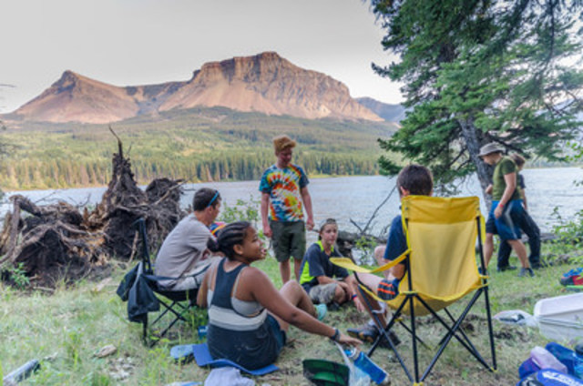Scouts Canada's summer camps offer a wealth of first-time adventures and once-in-a-lifetime experiences. (CNW Group/Scouts Canada)