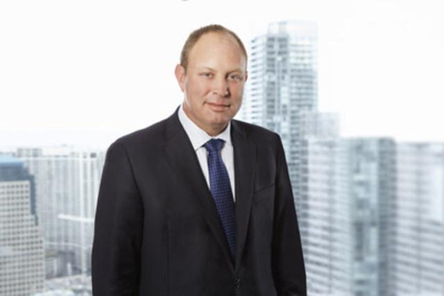 Groupe Canaccord Genuity Inc. nomme Dan Daviau au poste de président et chef de la direction (Groupe CNW/Canaccord Genuity Group Inc.)