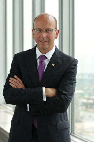 Victor Dodig appointed President and Chief Executive Officer of CIBC (CNW Group/CIBC)