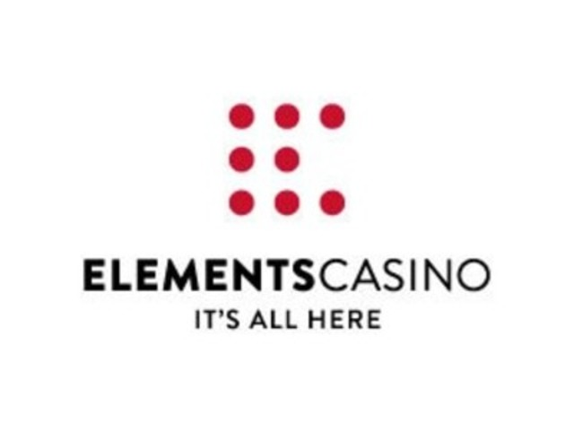 Grand opening of Elements Casino is scheduled for 8pm on Thursday, December 17, 2015. (CNW Group/Great Canadian  ...