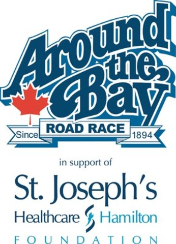 Around the Bay Road Race in Support of St. Joseph's Healthcare Foundation. (CNW Group/St. Joseph's Healthcare Foundation)