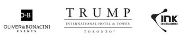 "INK Entertainment and Oliver & Bonacini Restaurants Unveil ""The Calvin"" Bar and ""America"" Restaurant inside Trump International Hotel & Tower Toronto (CNW Group/INK Entertainment)"