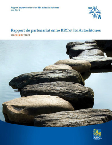 Un chemin tracé (Groupe CNW/RBC (French))