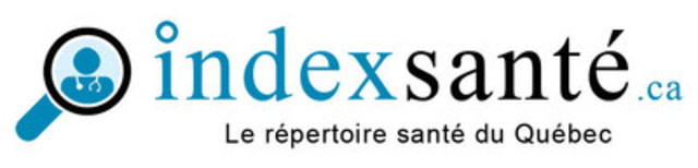 Logo : IndexSanté.ca (Groupe CNW/ESG Media Inc.)