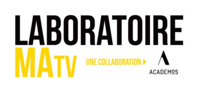 Logo : Laboratoire (Groupe CNW/MAtv)