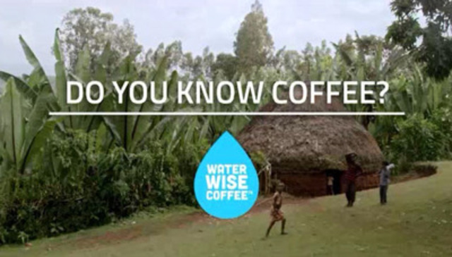 Video: The non-profit Water Wise Coffee™ program (www.waterwisecoffee.com) was created by Mother Parkers Tea & Coffee (www.mother-parkers.com) to improve lives and waterways in coffee growing regions of the world.  Consumers can make a real difference by joining Mother Parkers and donating to the project at www.WaterWiseCoffee.com/GetInvolved. (CNW Group/Mother Parkers Tea & Coffee)