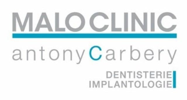 Logo : Malo Clinic Antony Carbery (Groupe CNW/Malo Clinic Antony Carbery)