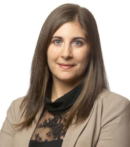 Miriam Lauzon, ARP (Groupe CNW/Société canadienne des relations publiques)