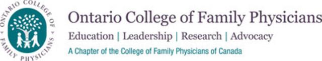 Ontario College of Family Physicians (CNW Group/Ontario Telemedicine Network)