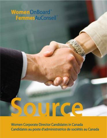 WomenOnBoard Source (CNW Group/Women on Board)