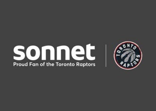 Sonnet is a proud fan of the Toronto Raptors (CNW Group/Sonnet Insurance Company)