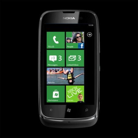 Nokia Lumia 610(CNW Group/Nokia Canada)