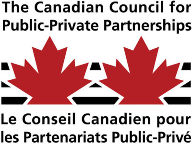 Conseil Canadien pur les Partenariats Public-Privé (Groupe CNW/Conseil Canadien pur les Partenariats Public-Privé)