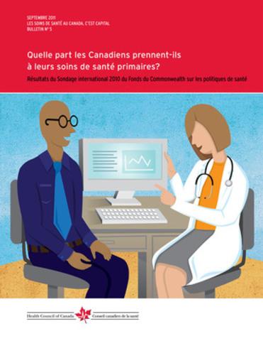 Seuls 48 % des Canadiens se sentent mobilisés et participent activement à leurs soins de santé - ce qui influence leur perception de leur état de santé. Le Conseil canadien de la santé examine pourquoi seulement moins de la moitié des Canadiens participent plus activement au maintien de leur état de santé. (Groupe CNW/Conseil Canadien de la Santé)