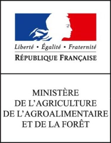 Logo : Ministère de l'Agriculture et de l'Agroalimentaire (Groupe CNW/Sopexa Canada Ltée)