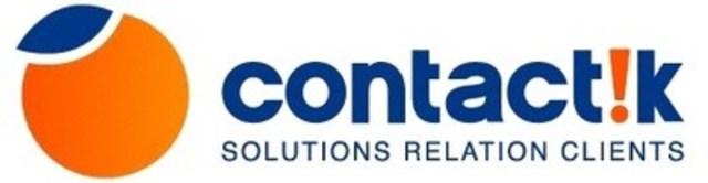 LogoL Contactik inc.- (Groupe CNW/Contactik inc.)