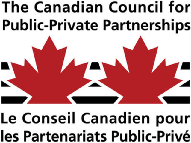 Canadian Council for Public-Private Partnerships (CNW Group/Canadian Council for Public-Private Partnerships)