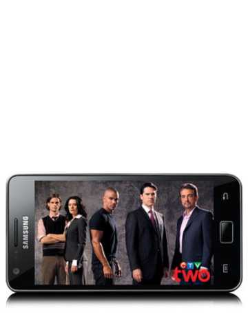 CTV Two's Criminal Minds on Bell Mobile TV (CNW Group/BELL MOBILITY)