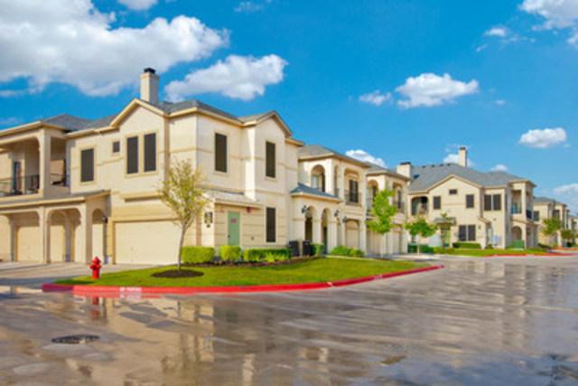 Property located at 22800 Bulverde Road, San Antonio, Texas (CNW Group/Pure Multi-Family  REIT LP)