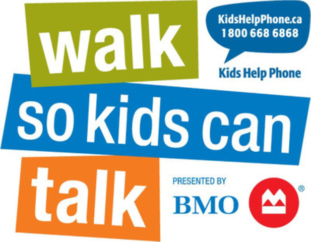 Walk So Kids Can Talk (CNW Group/Kids Help Phone)